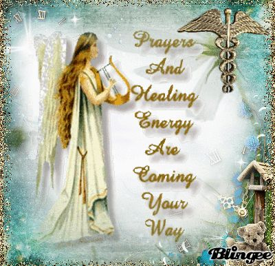 Prayers and Healing Energy Quotes