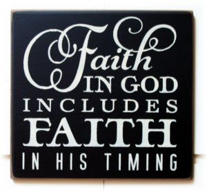 Quotes about God and his timing