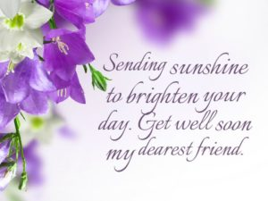 Quotes for Getting Well Soon