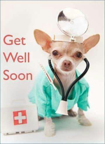 Sweet Get Well Soon Pics and Quotes