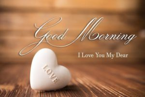 Wishing Good Morning to Lover