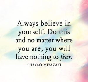 Always Believe in Yourself Quotes