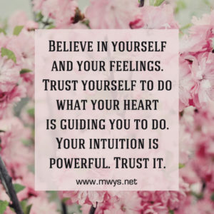 Believe Youself Quotes