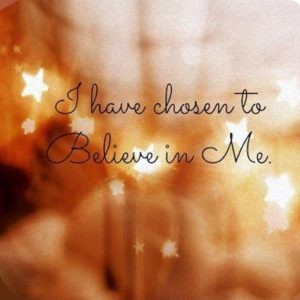 Believing in Me Quotes