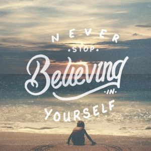 Believing in Yourself Quotes Tumblr