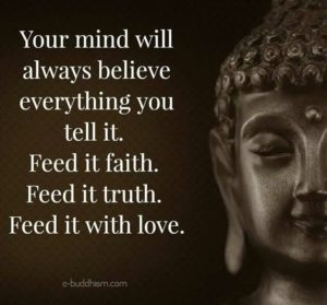 Buddhist quotes on believing in yourself