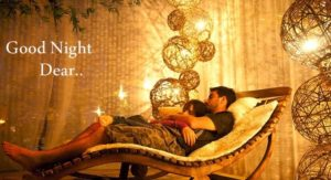 Cute love good night images