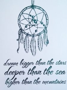 Dream Catcher Quotes Wallpaper