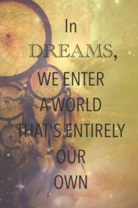 Dream Catcher with Quotes