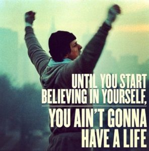 Famous believing in yourself quotes