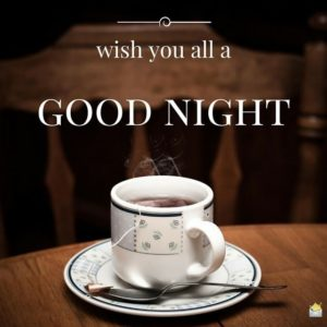 Good Night Images with Coffee