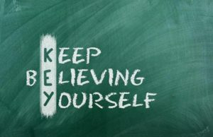 Keep Believing in Yourself Quotes