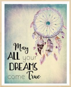Quotes for Dream Catchers