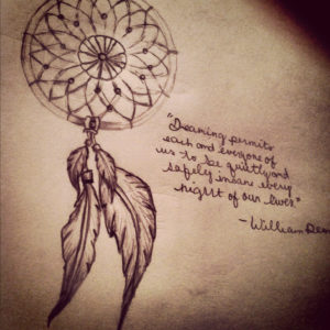 The Dream Catcher Quotes