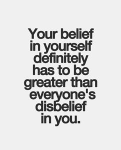 Wise Words believing in yourself quotes