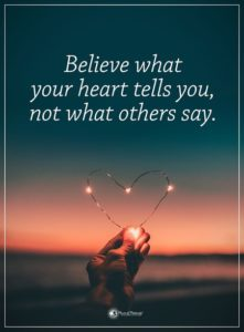 power of believing in yourself quotes