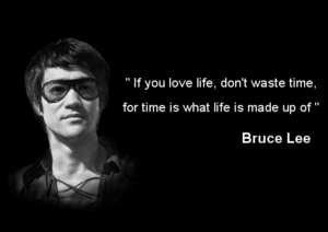 Bruce Lee Quotes on Love