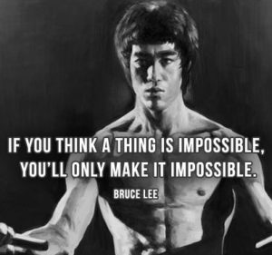 Bruce Lee quotes confidence