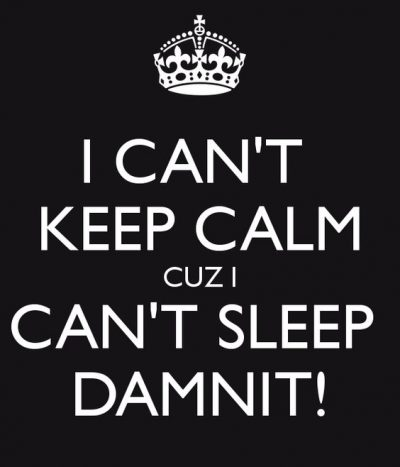 Hilarious Cant Sleep Quotes