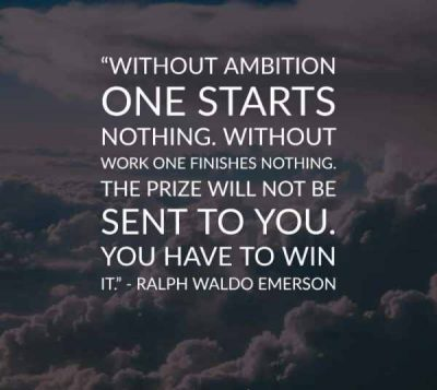 Inspiring Quotes From Ralph Waldo Emerson