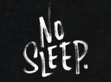 No Sleep Quotes Image