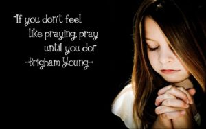 Popular Brigham Young Quote Images