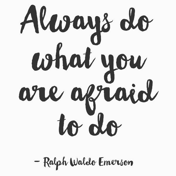 Quotes About Courage Cool Ralph Waldo Emerson Quotes About Courage The Random Vibez