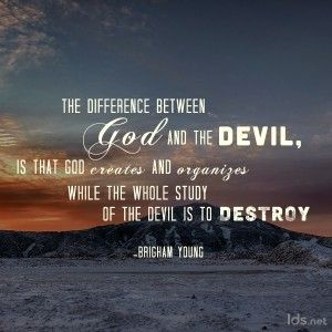 brigham young Quotes on God
