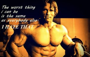 Arnold Bodybuilding Quotes