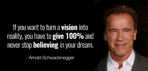 Arnold Bodybuilding Quotes Dreams