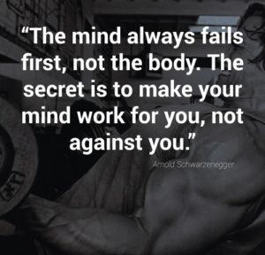 Arnold Schwarzenegger Workout Quotes
