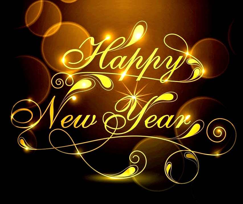 Wonderful Amazing Happy New Year Image
