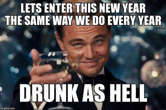 Funny Memes For Friday The Th : Best happy new year meme funny new year meme