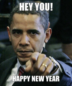 Funny New Years Memes