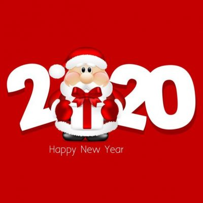 Happy New Year 2020 Animated Images