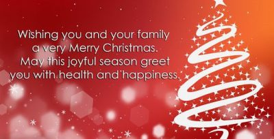 Merry Christmas Family Image