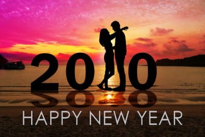 Romantic New Year HD Pic