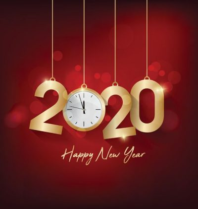Welcome 2020 Greeting For Fb