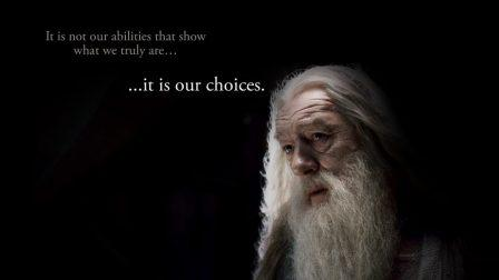 most famous dumbledore quotes from harry potter