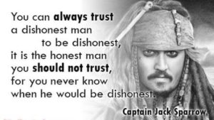 Best Jack Sparrow Quotes