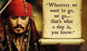 Captain Jack Sparrow Quote