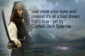 Captain Jack Sparrow Wallpaper Quotes