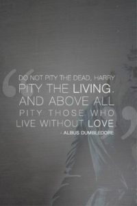 Dumbledore Love Quotes