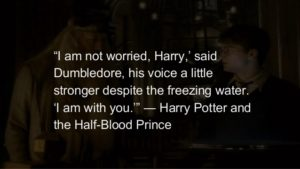 Dumbledore Quotes Half Blood Prince