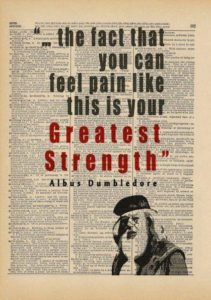 Dumbledore Quotes from Harry Potter