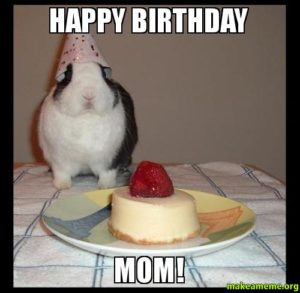 Happy Birthday Mom Meme Image