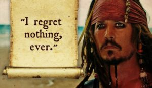 Quotes by Captain Jack Sparrow