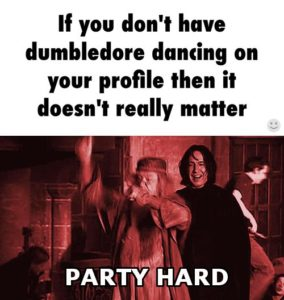Best Harry Potter Birthday Meme