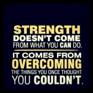 Great Mental Strength Quotes