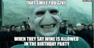 Harry Potter Bday Meme